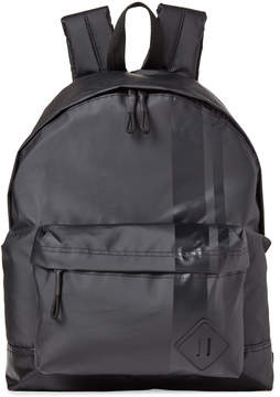 Steve Madden Black Stripe Backpack