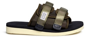 Suicoke 'MOTO' slide sandals