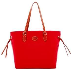 Dooney & Bourke Nylon Shopper Tote - RED - STYLE