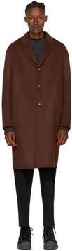 Acne Studios Red Chad Coat