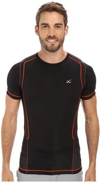 CW-X S/S Ventilator Web Top Men's Short Sleeve Pullover