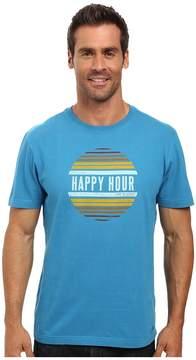 Life is Good Happy Hour Sun Crusher Tee Men's T Shirt