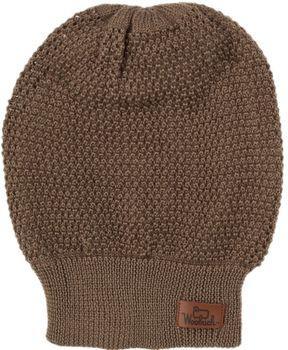Woolrich Open Knit Slouch Beanie