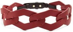 Diane von Furstenberg Linked leather belt