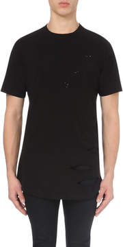 Criminal Damage Shoreditch cotton-jersey t-shirt