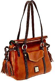 Dooney & Bourke As Is Toledo Leather Smith Bag