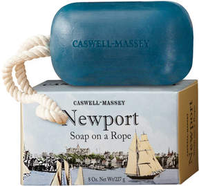 Newport Soap on a Roap by Caswell-Massey (8oz Soap Bar)