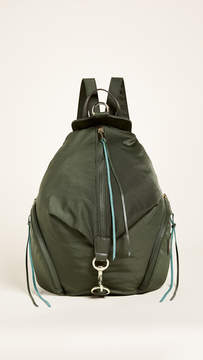 Rebecca Minkoff Nylon Julian Backpack - ARMY - STYLE
