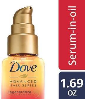 Dove Advanced Hair Series Serum-In-Oil Regenerative Nourishment