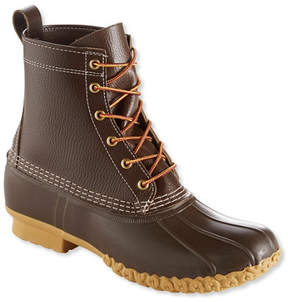 L.L. Bean Men's Small Batch L.L.Bean Boots, 8 Thinsulate