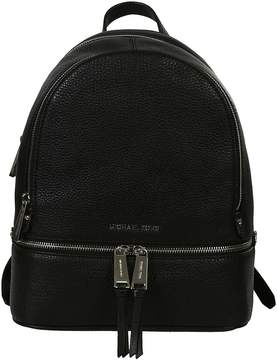 Michael Kors Rhea Backpack Bag - BLACK - STYLE