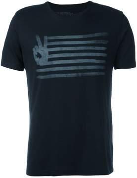 John Varvatos printed T-shirt