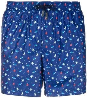 fe-fe Spazio swim shorts