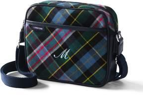 Lands' End Lands'end Flannel Crossbody Bag