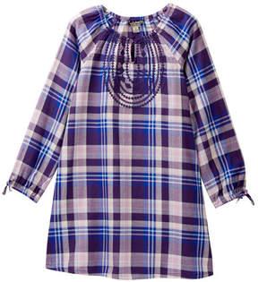 Lucky Brand Sarah Plaid Dress (Little Girls)