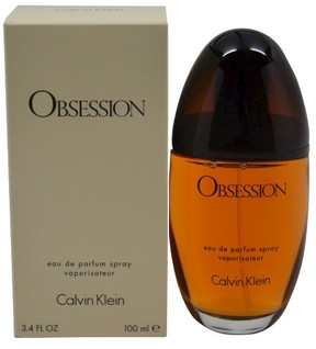 Obsession by Calvin Klein Eau de Parfum Women's Spray Perfume
