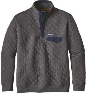 Patagonia Cotton Quilt Snap-T Fleece Pullover