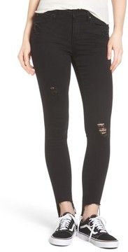Articles of Society Women's Stephanie Step Hem Skinny Jeans