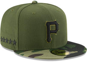New Era Pittsburgh Pirates Memorial Day 59FIFTY Cap