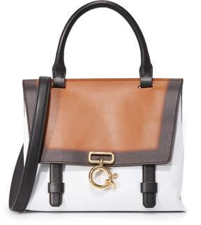 Derek Lam 10 Crosby Mini Ave A Top Handle Bag