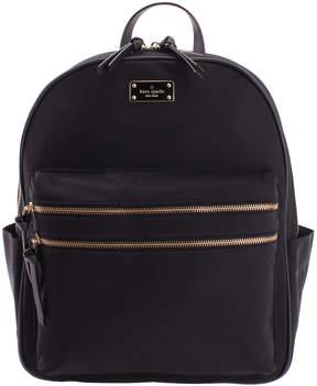 Kate Spade Black Bradley Wilson Road Backpack