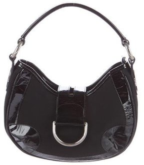 Stuart Weitzman Patent Leather Handle Bag