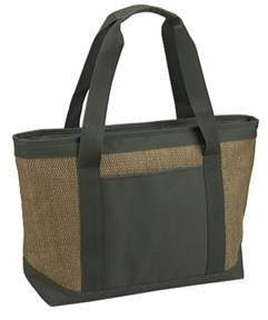 Picnic at Ascot Unisex Eco Large Insulated Tote.