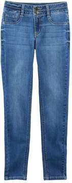 Mudd Girls 7-16 & Plus Size Faded Denim Jeggings