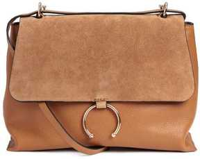 H&M Shoulder Bag with Suede Detail