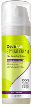 DevaCurl Styling Cream Touchable Curl Definer
