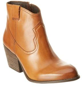 Coolway Brandy Leather Bootie.