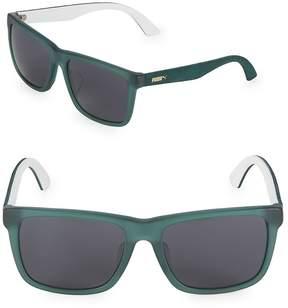 Puma Women's 56MM Square Sunglasses