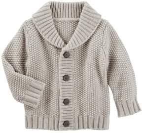 Osh Kosh Baby Boy Shawl Collar Cardigan