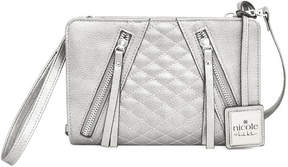 Nicole Miller Nicole By Kira Wristlet Crossbody Bag