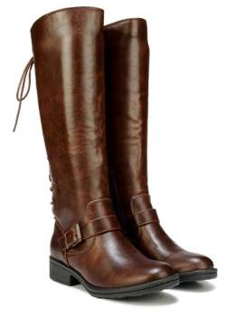 EuroSoft Women's Selden Back Lace Tall Boot