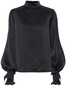 David Koma Satin blouse