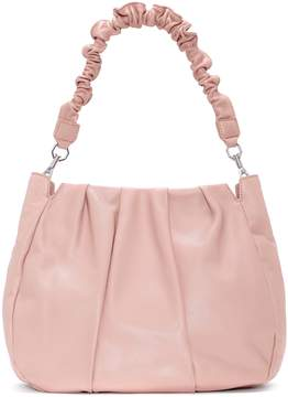 Louise et Cie Aisa Scrunched-handle Hobo