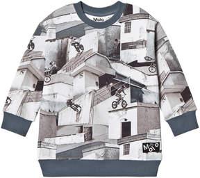 Molo BMX Print Morell Sweatshirt