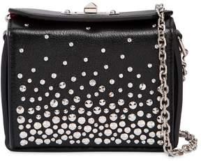 Alexander McQueen Nano Box Micro Studs Leather Bag