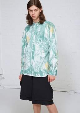 Comme des Garcons Hand Painted Shirt