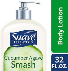 Suave Essentials Body Lotion Cucumber Agave Smash