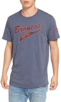 '47 Men's Denver Broncos Borderland T-Shirt