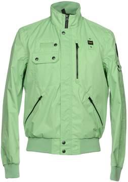 Blauer Jackets