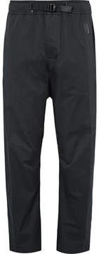 Nike Essentials Dwr-Coated Stretch Cotton-Blend Twill Trousers