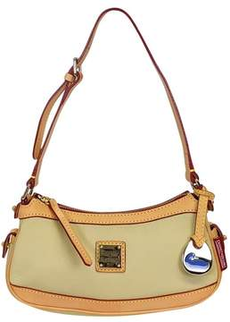 Dooney & Bourke Cream Mini Shoulder Bag - CREAM - STYLE