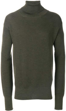 Golden Goose Deluxe Brand ribbed turtle neck sweater