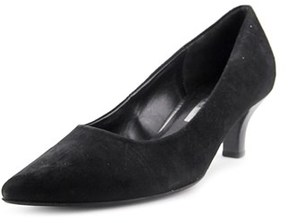 Gabor 31.250 Pointed Toe Suede Heels.