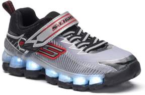 Skechers S Lights Flashpod Scoria Boys' Light-Up Sneakers
