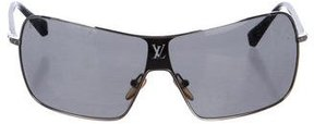 Louis Vuitton Conspiration Mask Sunglasses