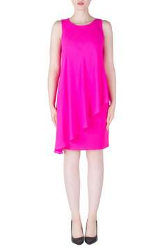 Joseph Ribkoff Hot Pink Dress